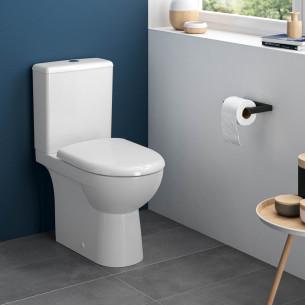 Pack WC sans bride sur pied Renova