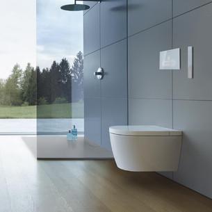 toilettes wc lavant duravit sensowash starck f
