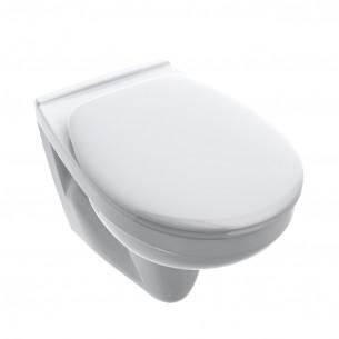 WC cuvette suspendue à fond creux