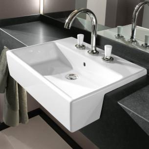 Vasque à encastrer pour Salle de Bain | Espace Aubade
