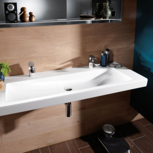 plan de toilette Villeroy & Boch Subway