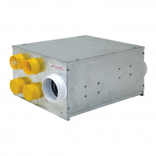 Ventilation Atlantic VMC double flux Neodf