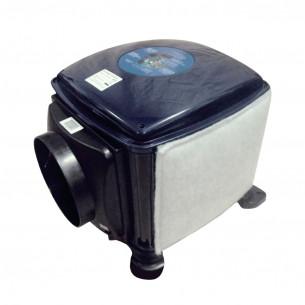 Ventilation Unelvent ventilation par insufflation Pulsive Ventil
