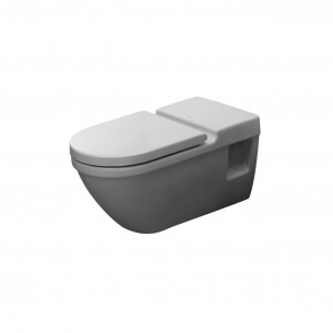 WC Duravit WC suspendu collectif PMR Starck 3