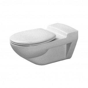 WC Duravit WC suspendu collectif PMR Architec