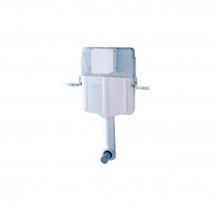 WC Grohe mécanisme de chasse et réservoir WC