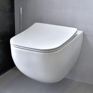 WC suspendu compact Derby Style de Vigour