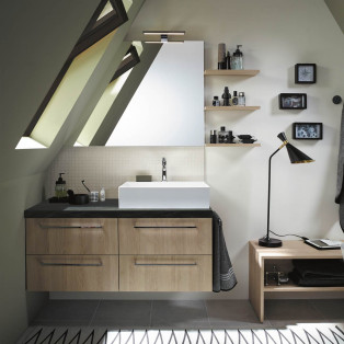 Meubles de salle de bains Sana Burgbad