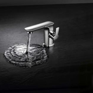 Robinet lavabo & vasque Birdy 100 mm
