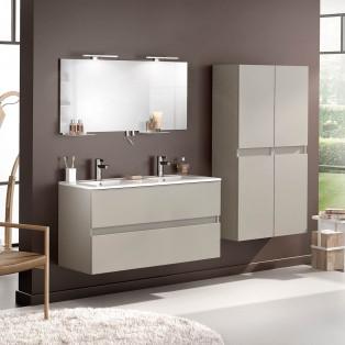 meubles de salle de bains Delpha collection D-motion modèle L80