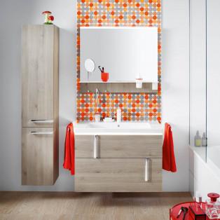 Meuble salle de bains Burgbad Eqio