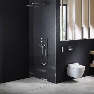 douche à l'italienne Geberit Solution douche