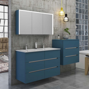 Idées pour une salle de bain bleue : Blue Lagoon | Espace Aubade