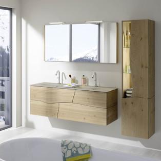 Meuble de salle de bains Sherwood de Sanijura