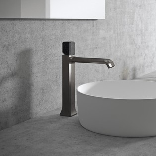 robinetterie lavabo cristina italy mitigeur lavabo mi haut