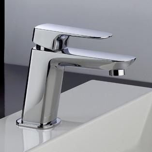 Mitigeur lavabo bas New-York chromé de Paini Italie