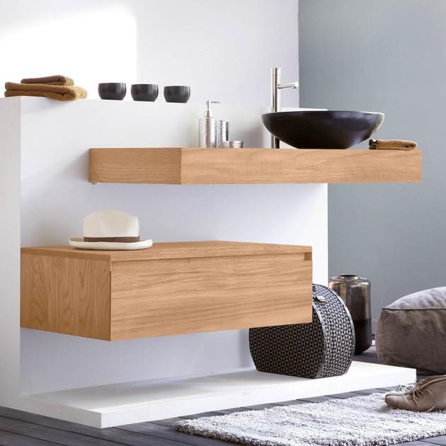 meuble salle de bains Line Art Air