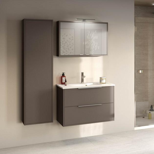 meubles de salle de bains Delpha collection Ultra 80