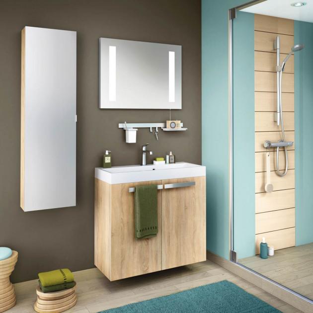 Meuble salle de bains Delphy Studio S80C