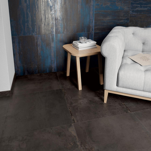 Collection Materia par Ceramiche Piemme en coloris Deep et Zaphire