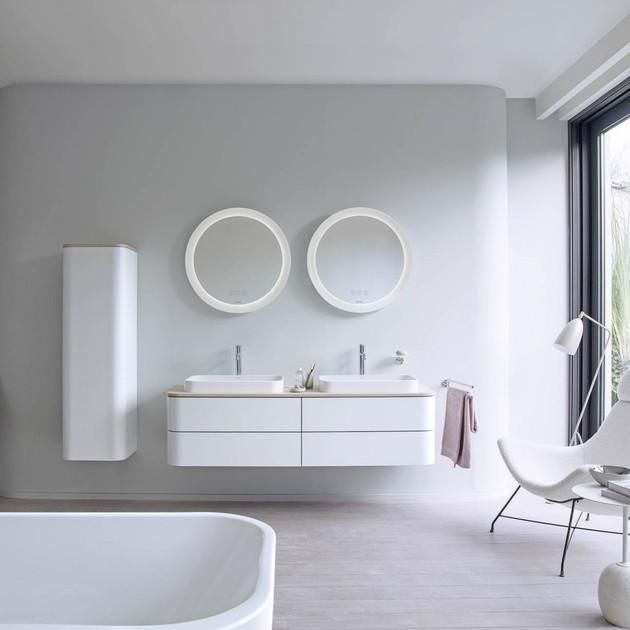 Meuble de salle de bains Happy D.2 Plus de Duravit