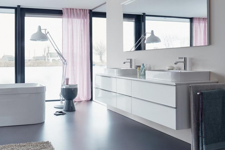 Collection salle de bains Duravit Happy Day 2