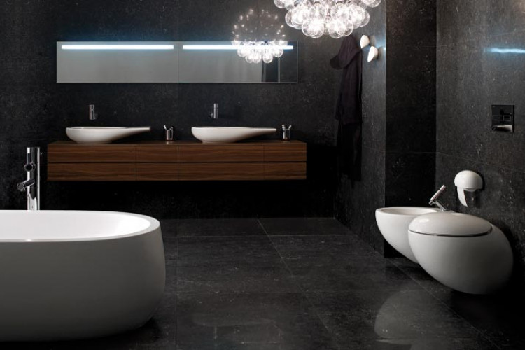 Collection Salle de Bain Il bagno alessi one