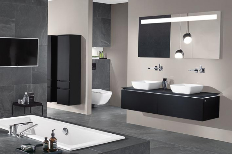 Collection Salle de Bain Legato / Squaro Edge 12