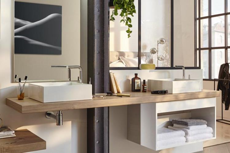 Salle de Bain Design et fonctionnelle | Espace Aubade