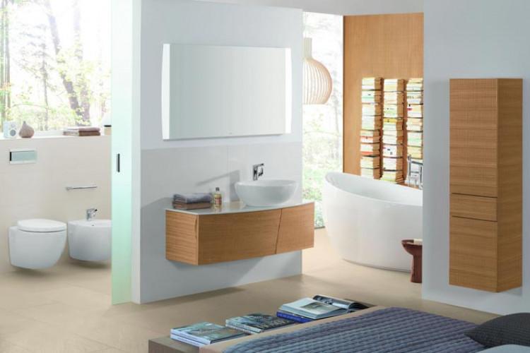 Collection salle de bains Villeroy & Boch Aveo