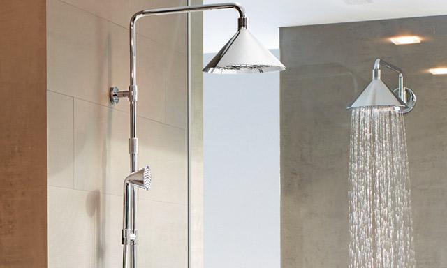 colonne de douche axor hansgrohe showerproducts espace. Black Bedroom Furniture Sets. Home Design Ideas