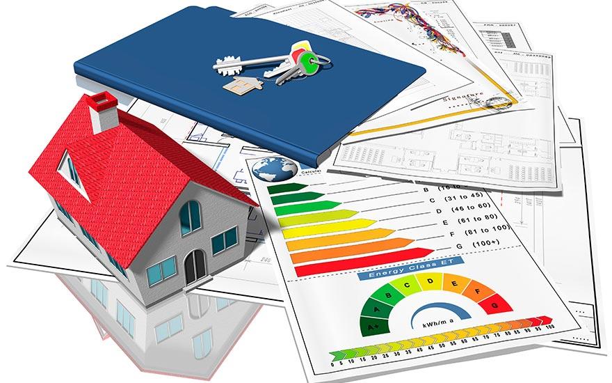 Papiers rénovation énergétique maison