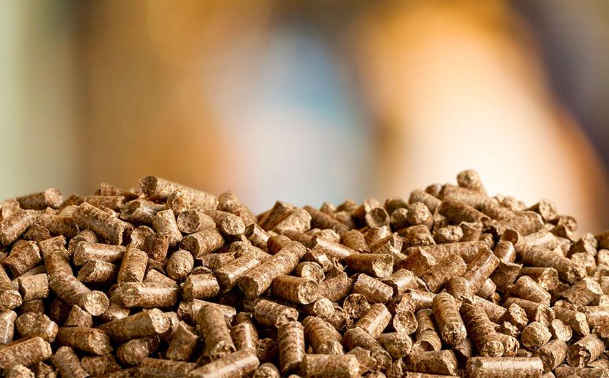 Chaudière sol bois granulé
