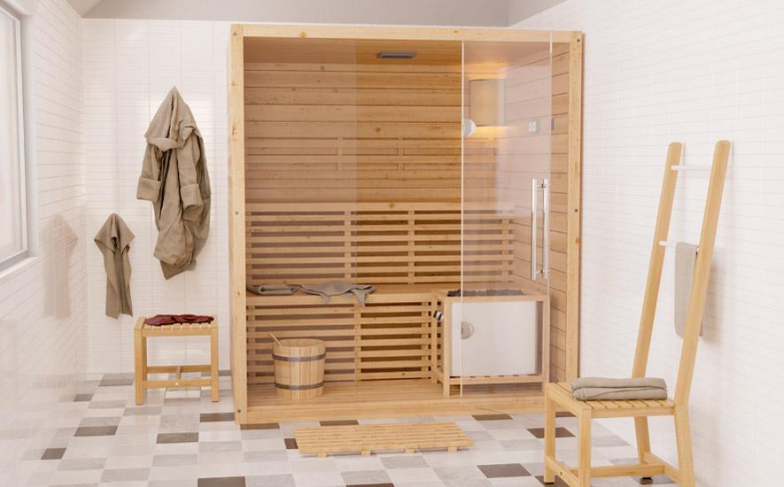 Rubrique salle de bains balnéothérapie et bien être sauna & hammam
