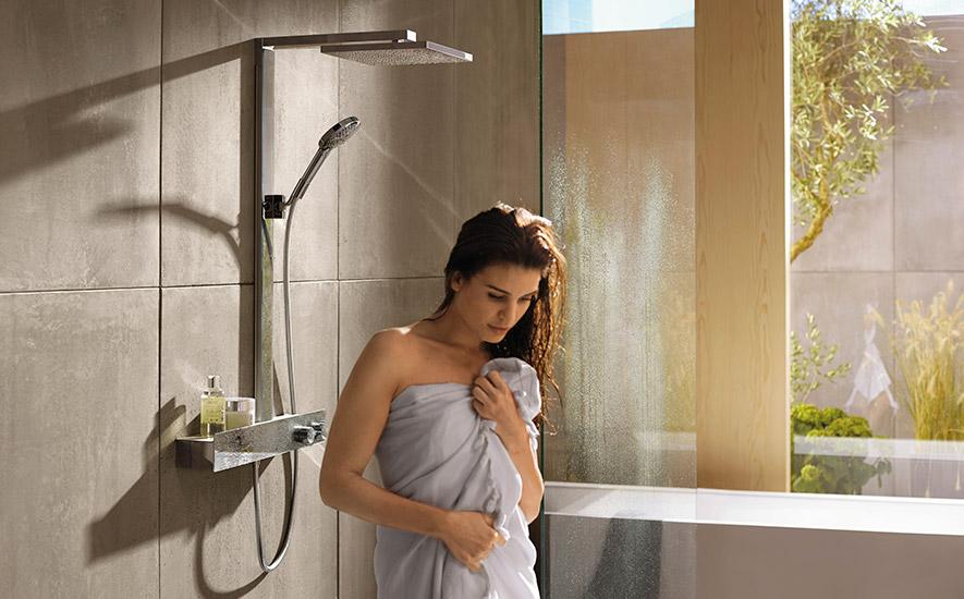 Rubrique salle de bains robinetterie robinet douche
