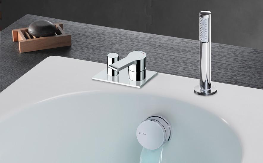 Rubrique salle de bains robinetterie robinet baignoire