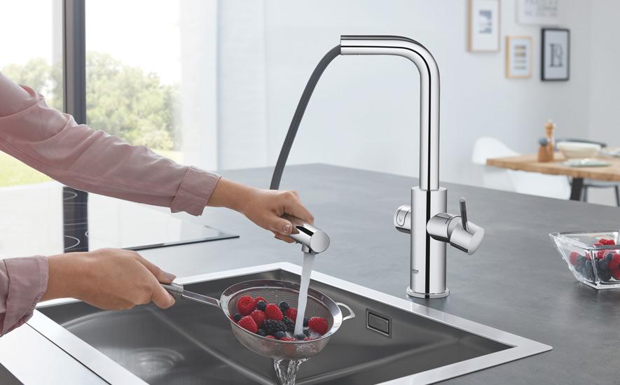 Rubrique salle de bains cuisine robinet évier cuisine