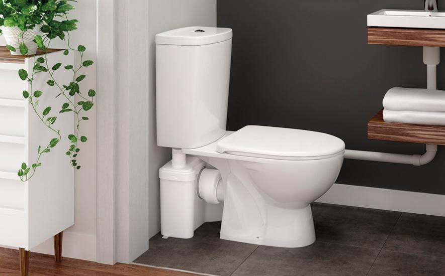 Rubrique salle de bains toilettes broyeurs WC