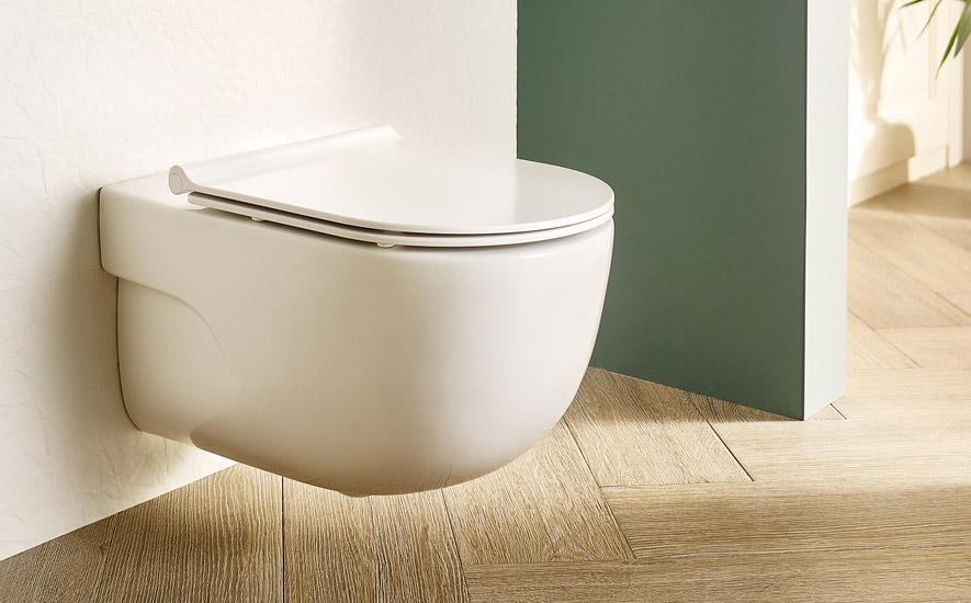 Rubrique salle de bains toilettes abattant WC
