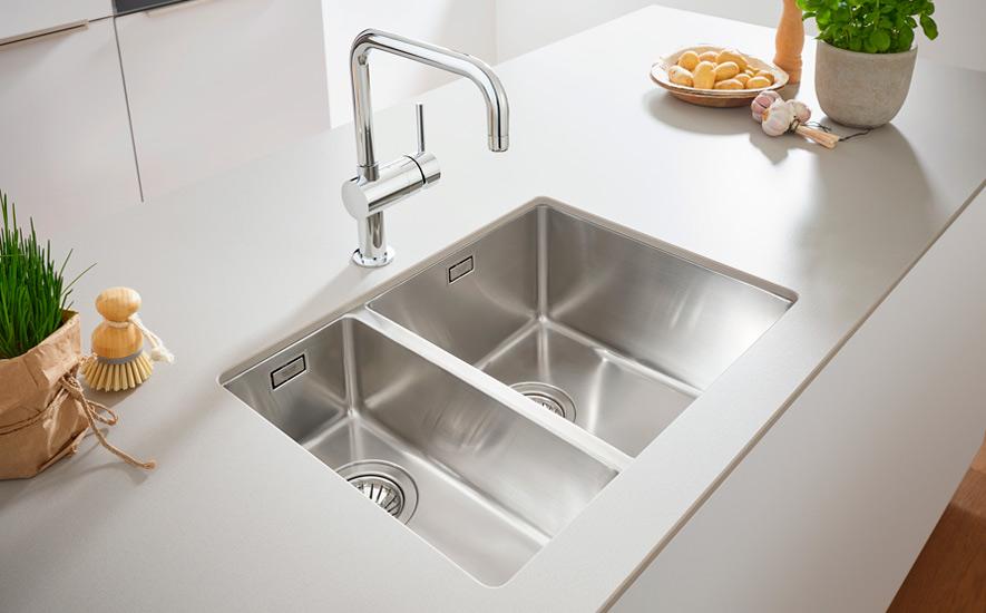 Rubrique salle de bains cuisine évier