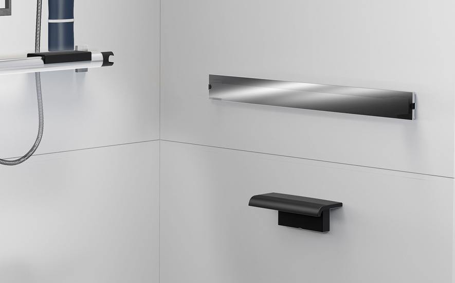 Rubrique salle de bains aide à la mobilité réduite accessoires