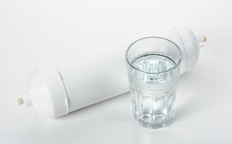 Rubrique chauffage traitement de l'eau filtre à eau
