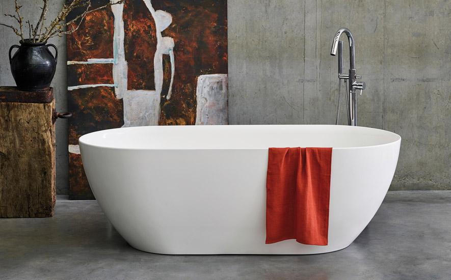 Rubrique salle de bains baignoire