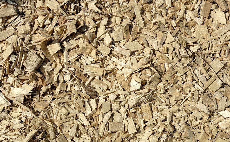 Chaudière sol bois déchiqueté