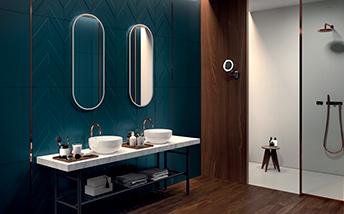 Carrelage mural salle de bain & faïence cuisine | Espace Aubade