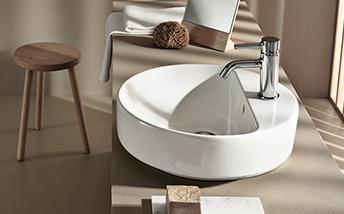Salle de bains vasques