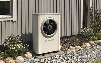 Chauffage pompe à chaleur aérothermie