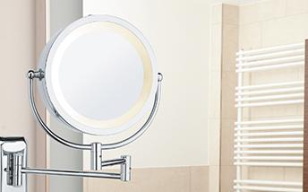 Salle de bains luminaire éclairage décoratif