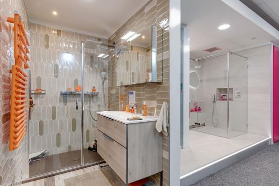 Magasin salle de bains & carrelage à Paris 06