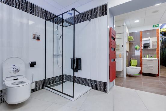 Magasin salle de bains & carrelage à Paris 11